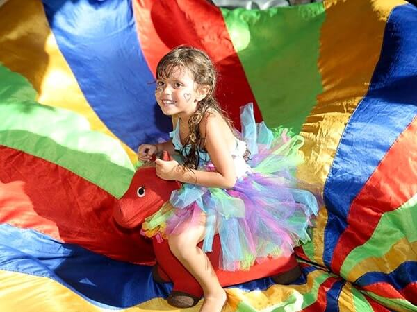 נעמה בתנועה הפקות ואירועים לילדים באילת